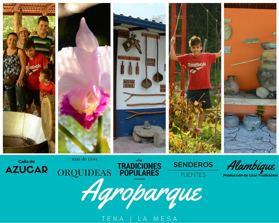 Agroparque ii