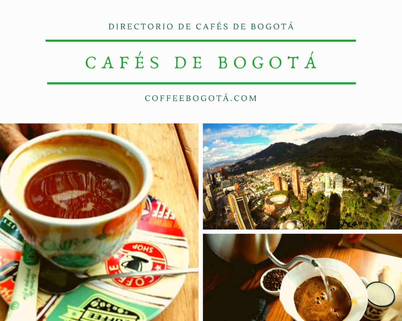 Café en Bogotá